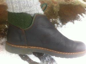 Klasse Winter Haferl Schuh, Stiefelette, weich, warm, starke Sohle, Gr.40