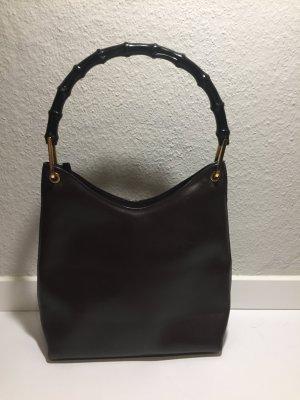 Klassiche Gucci Handtasche mit Bamboo-Henkel