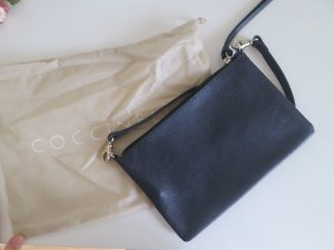 Coccinelle Carry Bag black leather