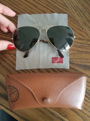Klassiker Ray Ban Aviator in Grösse Large