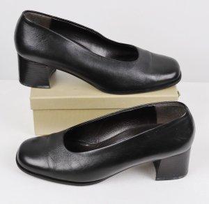 Högl Loafers zwart Leer