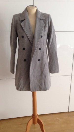 Klassisch geschnittener Mantel mit Etikett Gr. M