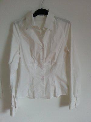 Klassisch weißes Hemd Pimkie Büro schick XS 32