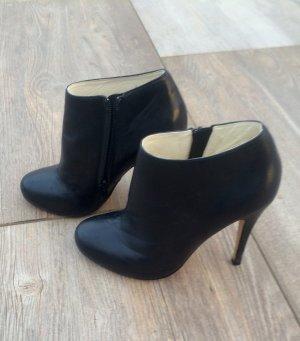 Klassische Ankle Boots in schwarz- Kaum getragen, wie neu!