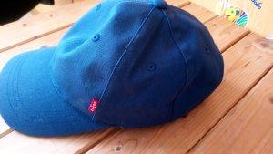 Klassische blaue Kappe von Lewis