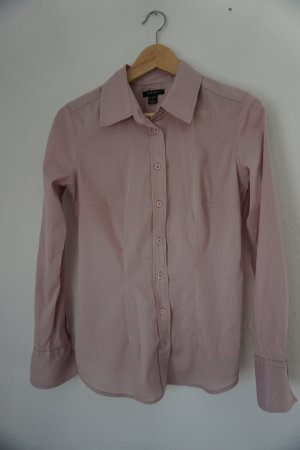 Amisu Shirt Blouse rose-gold-coloured mixture fibre