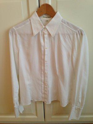 Klassische Bluse aus hochwertigem Stoff, Gr. 36