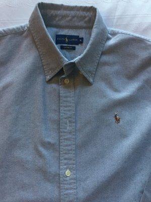 Klassische Bluse mit Polokragen von Ralph Lauren