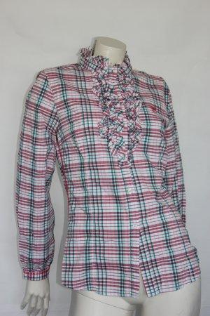 Klassische Bluse von Polo Sylt, rosa, Gr. M