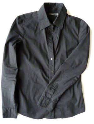 klassische Bluse, wie neu