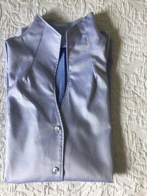 Klassische Business-Bluse