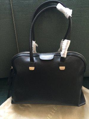 Klassische Coccinelle Tasche schwarz