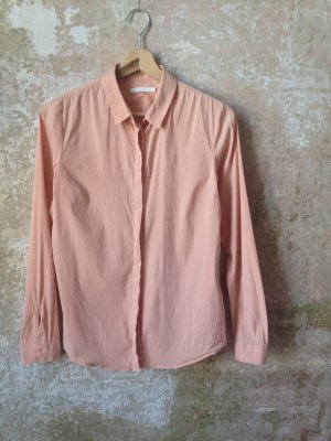 COS Long Sleeve Blouse nude-pink mixture fibre
