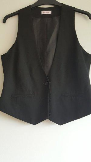 H&M Chaleco negro