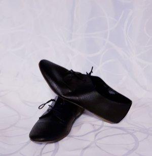 Klassische Halbschuhe/Sneaker, mattglänzend