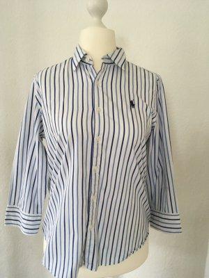 Klassische Hemdbluse von Ralph Lauren Sport - Größe 42