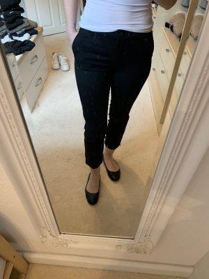 Dorothee Schumacher 7/8 Length Trousers black