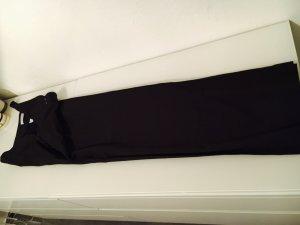 Klassische Hose mit Bügelfalte von René Lezard in dunkelbraun