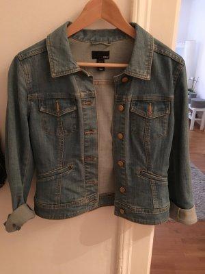 Klassische Jeans-Jacke