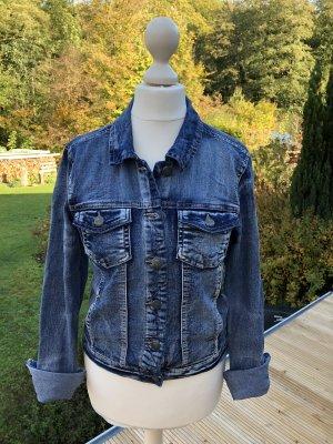 Only Veste en jean bleu