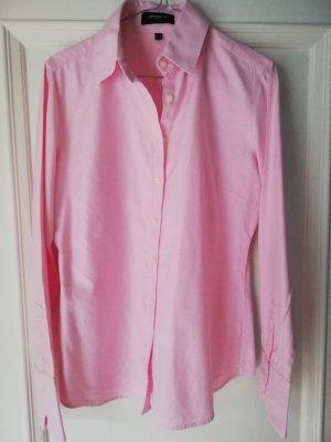 Lawrence Grey Blusa de manga larga rosa-blanco Algodón