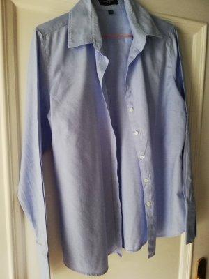 Lawrence Grey Blusa de manga larga azul celeste Algodón