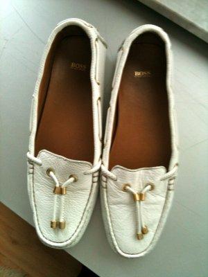 Klassische Loafer von Hugo Boss
