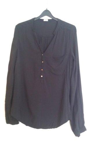 Pimkie Slip-over blouse zwart Viscose