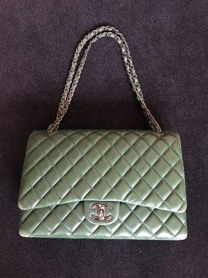 Chanel Borsetta verde bosco