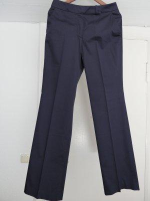 Jake*s Palazzo Pants dark blue cotton