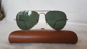 Klassische Ray Ban Pilotenbrille