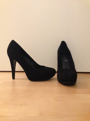 Fifth Avenue High Heels black