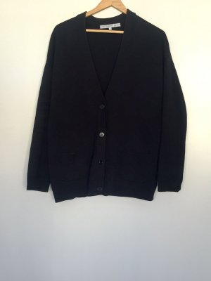 & other stories Cardigan black wool