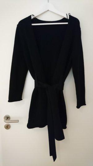 klassische schwarze Strickjacke von COS Gr. S