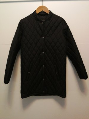 Brave Soul Quilted Jacket black