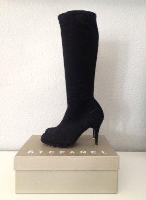 Klassische Stiefel // Tamaris // Schwarz