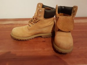 Timberland Boots sand brown-light brown
