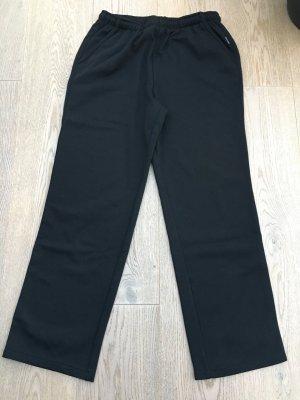 Pantalon de jogging noir polyester