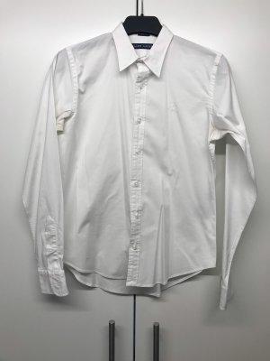 Klassische weiße Bluse Ralph Lauren