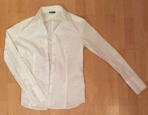 Klassische weiße Bluse von Eterna