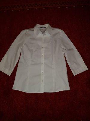 Klassische weiße Bluse von Eterna!