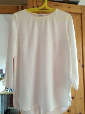 klassische weiße Bluse von pimkie nagelNEU