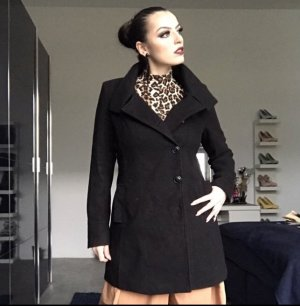 Tally Weijl Cappotto invernale nero
