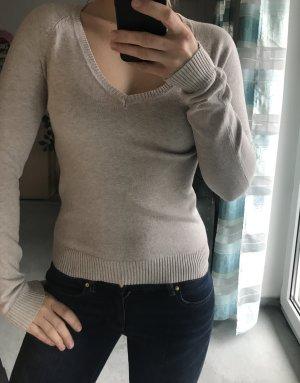 Zara Maglione beige chiaro