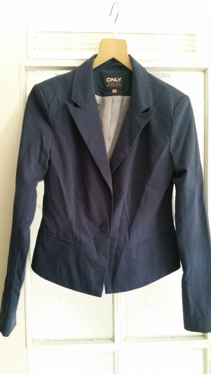Only Sweat Blazer steel blue-blue polyester
