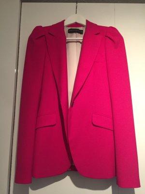 Klassischer Blazer, aktueller Kollektion entsprechend, Pink, Größe S