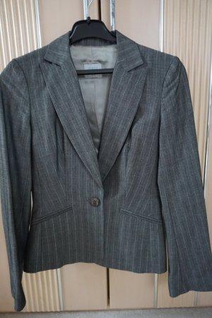 Klassischer Blazer grau-silber Gr. 34 Oasis