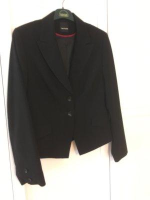 Klassischer Blazer in schwarz