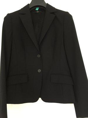 klassischer Blazer von Boss in schwarz