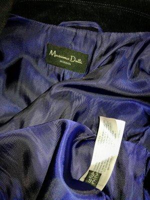 Massimo Dutti Blazer donkerblauw